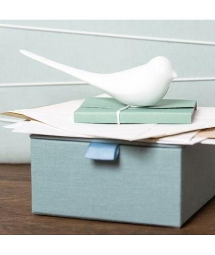oiseau coupe papier