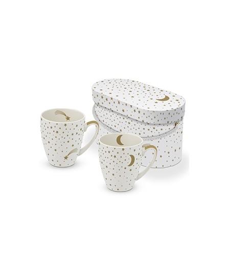 coffret 2 mugs