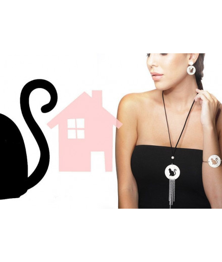 Broche Collection Le Chat
