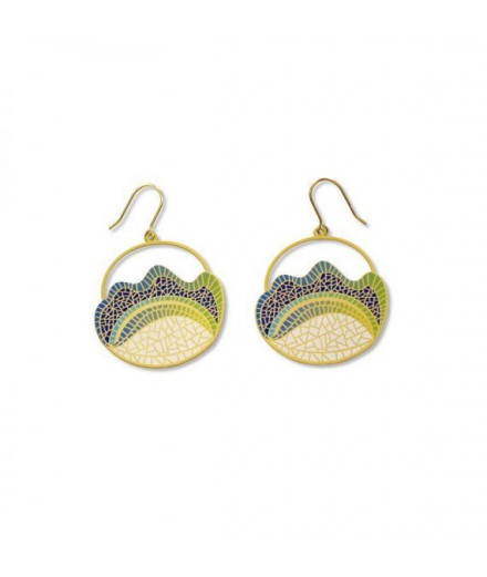 Boucles d'oreilles Collection Gaudi