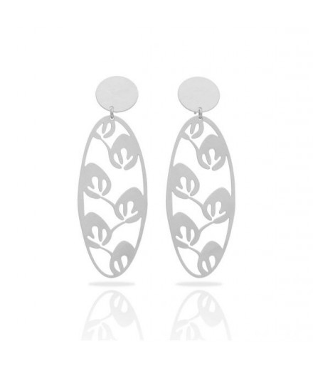 Boucles d'oreilles Collection Flora