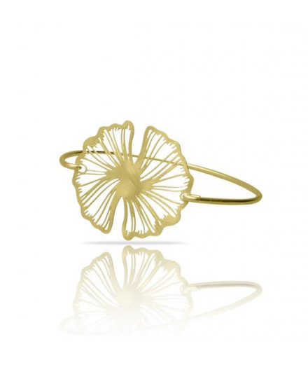 Bracelet Collection feuille de gingko