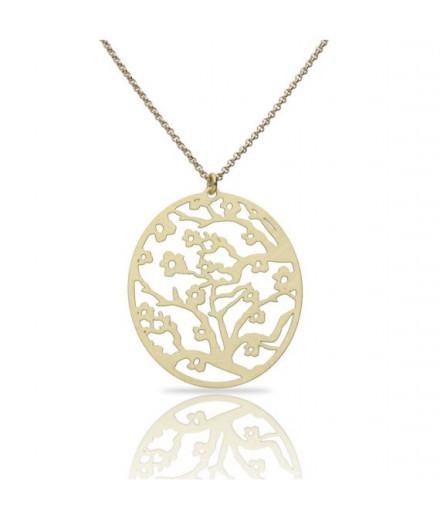Collier Collection fleur de cerisier